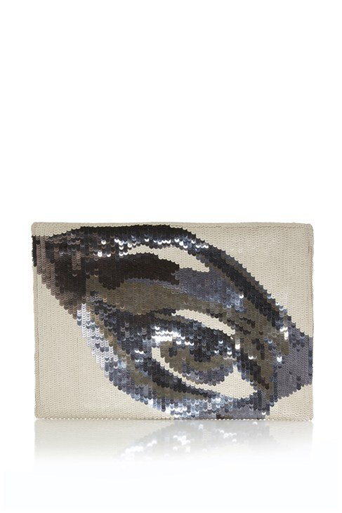 Eye Dazzle Clutch