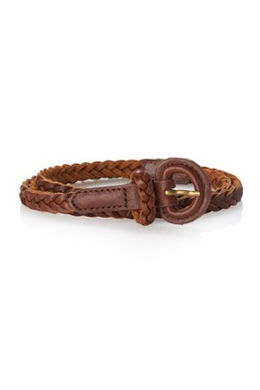 Percy Plaited Belt