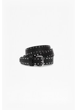 Lorna Studded Leather Belt
