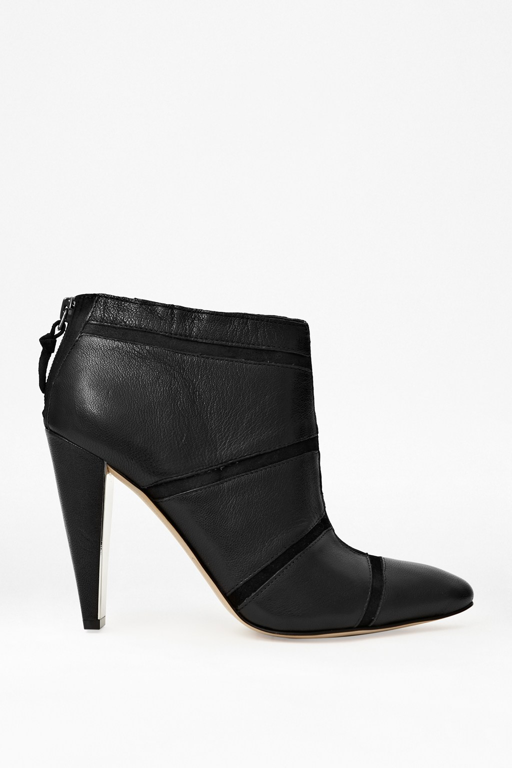 maddy leather ankle boots shoes connection usa