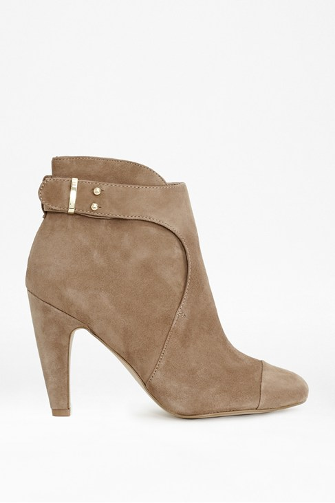 Rosa Suede Ankle Boots