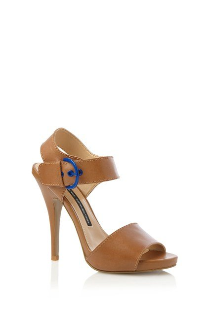 Donna Buckle Sandals