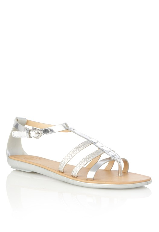 Tia Jelly Bottom Sandals