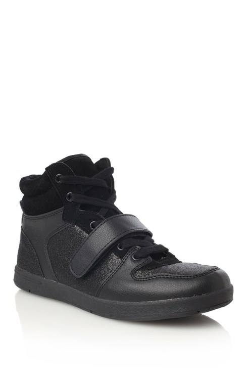 MAGGS HI TOP TRAINERS