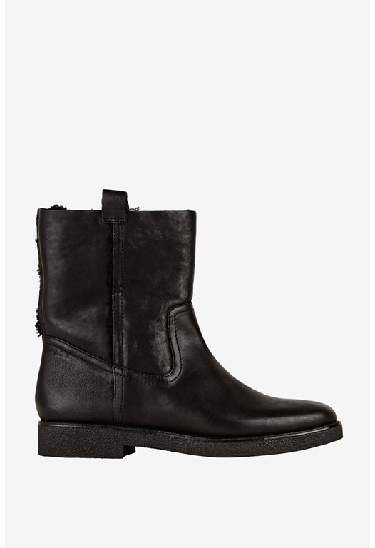 Vada Leather Boots