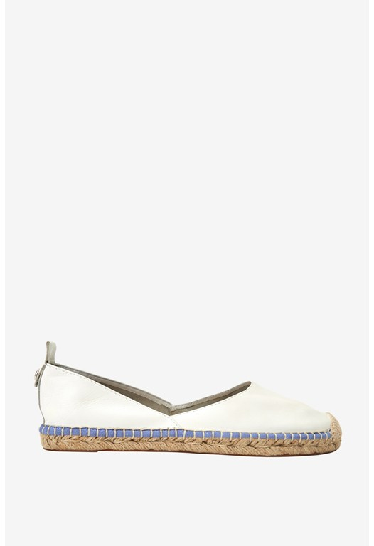 Umara Leather Espadrilles