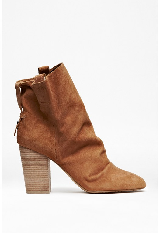 Lisha Suede Ankle Boots