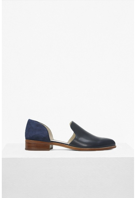 Lottie Cut Out Loafer