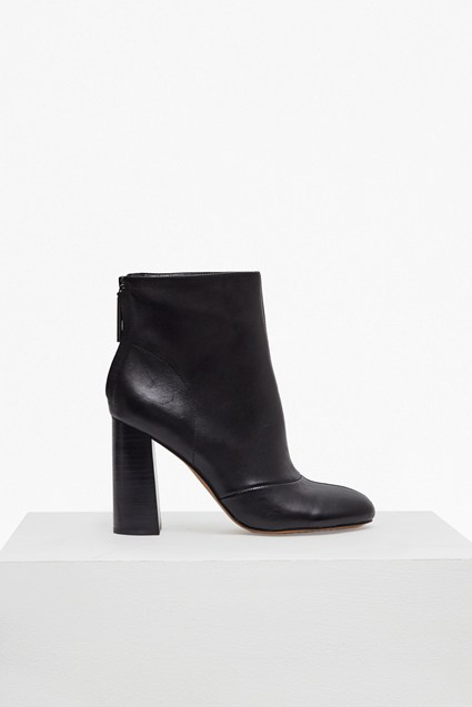 Capri Smooth Leather Boots
