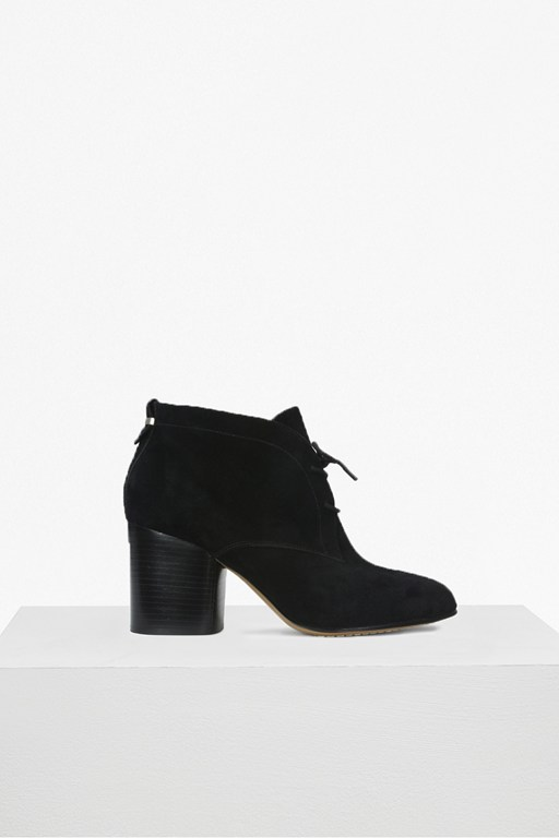 Complete the Look Dinah Lace Up Suede Boots