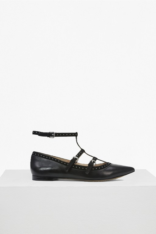 Complete the Look Geklin Pointy Strappy Flats