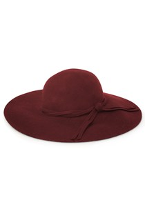 Fancy Winter Floppy Hat