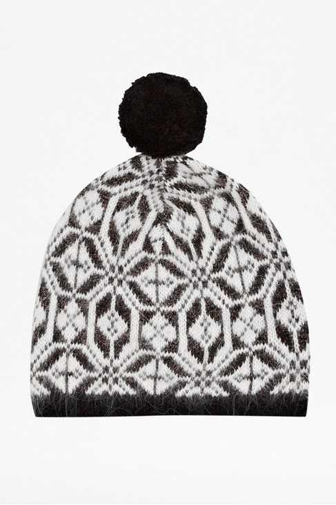 Cristy Bobble Hat
