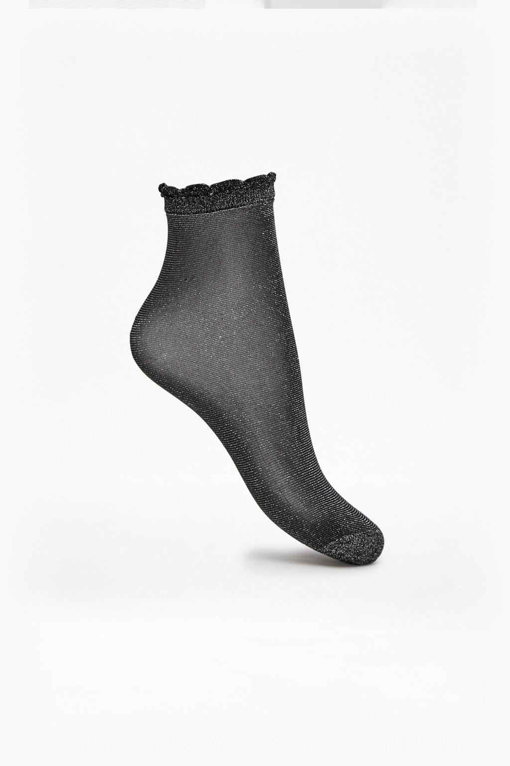 Lola Lurex Pop Socks