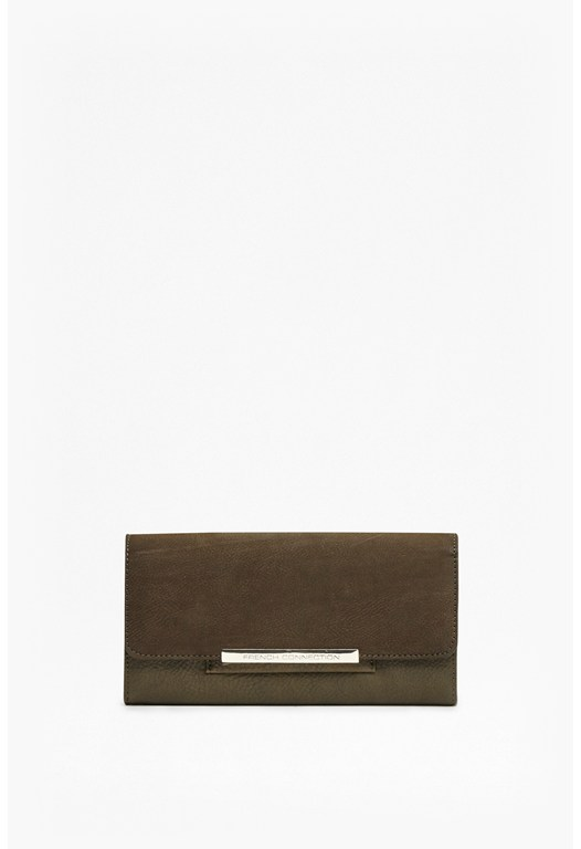 Elouise Two-Tone Wallet