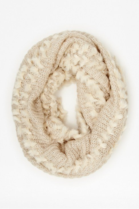 Frankie Faux Fur Snood