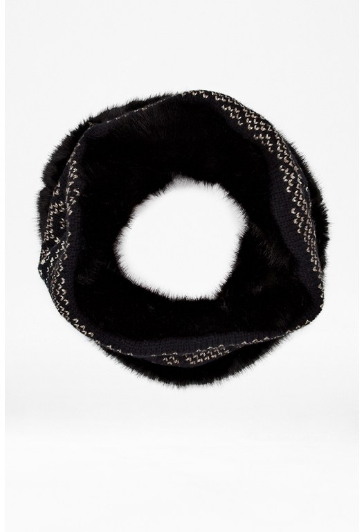 Lina Faux Fur Snood