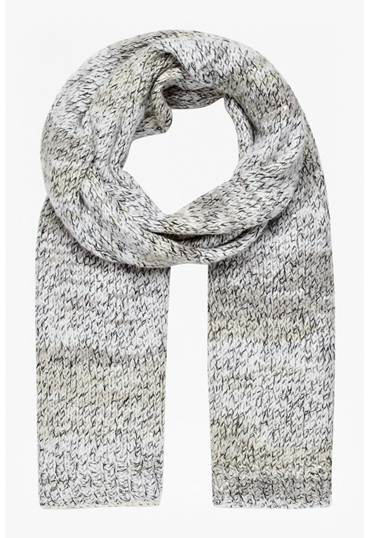 Twinkle Mix Sequinned Scarf