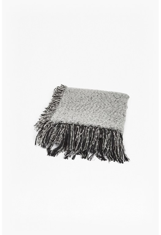 Filipa Knitted Blanket Scarf