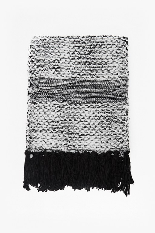 Complete the Look Monochrome Mona Scarf