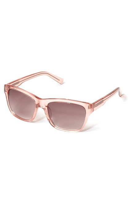 Crystal Wayfarer Sunglasses