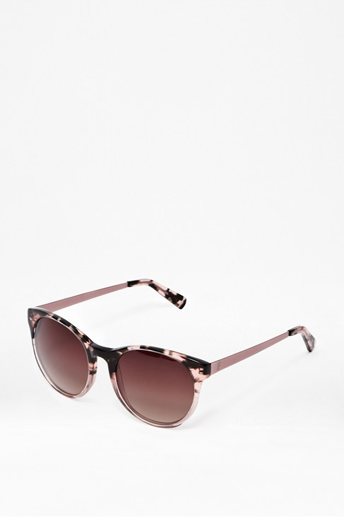 Demi Pink Grad Sunglasses