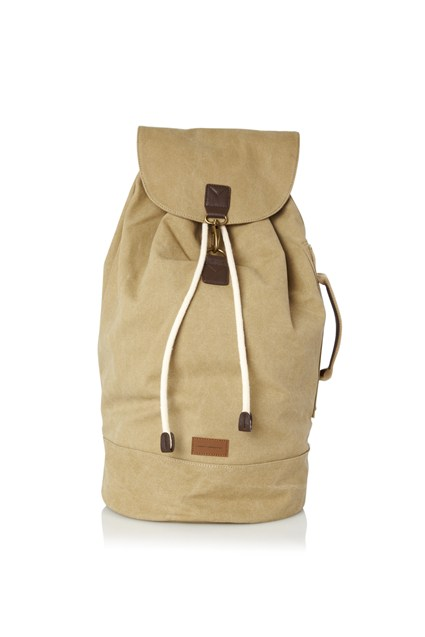 Forrest Cotton Duffel Bag