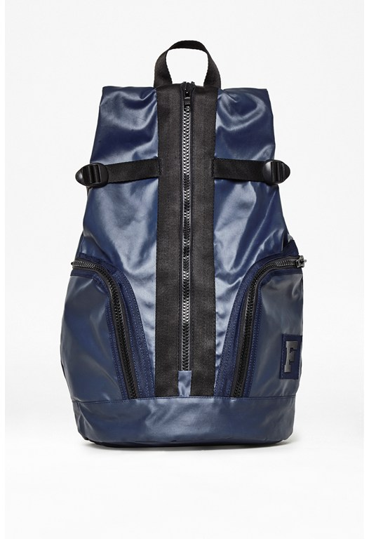Bright Nylon Backpack