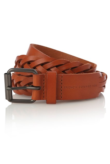 Company Plaited Belt