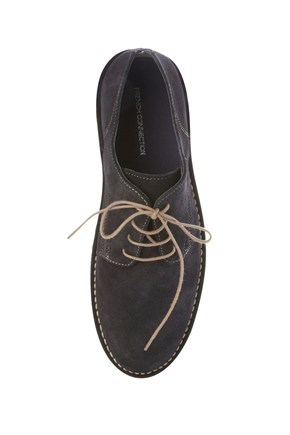 Aikman Derby Suede Brogues