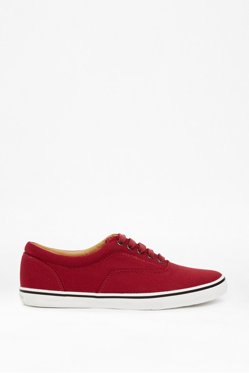 Randy Canvas Plimsolls