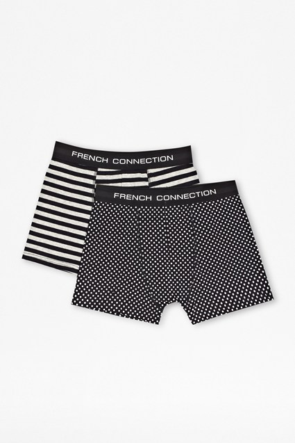 Dot & Stripe 2 Pack Trunks