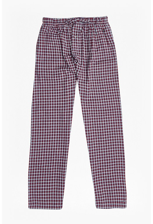 Metal Core Check Lounge Pants