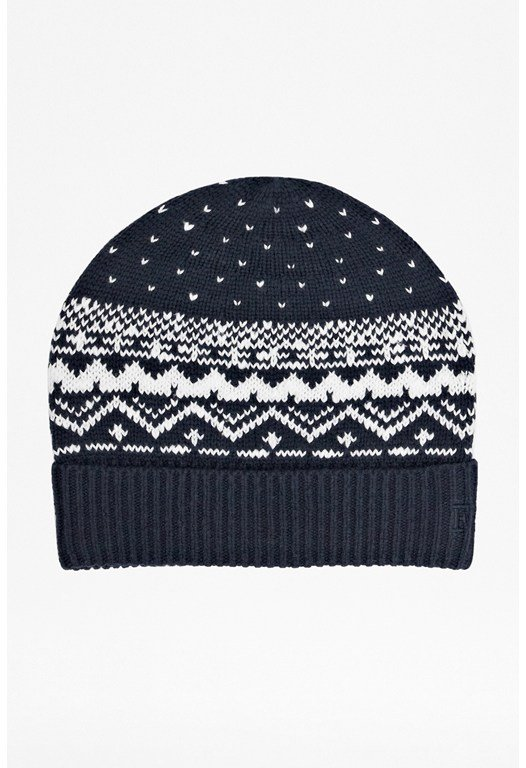 Evan Fair Isle Hat