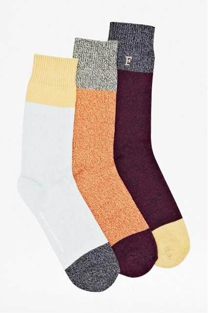 Three Pack Raymond Socks