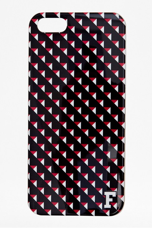 Geo Print iPhone 5 Case