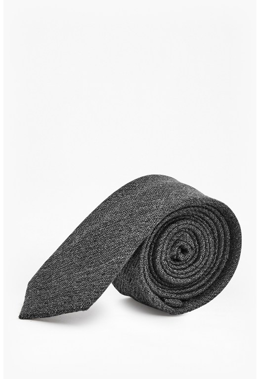 Harris Wool and Silk Tie