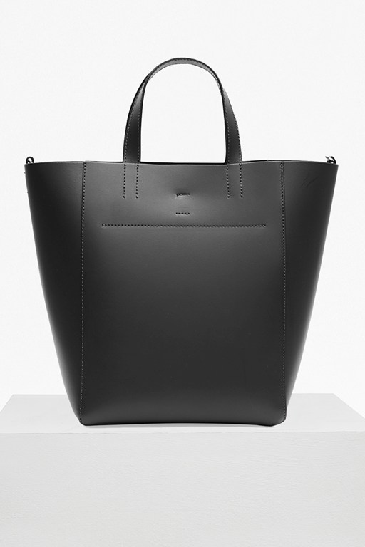 Complete the Look Vachetta Leather Tote Bag