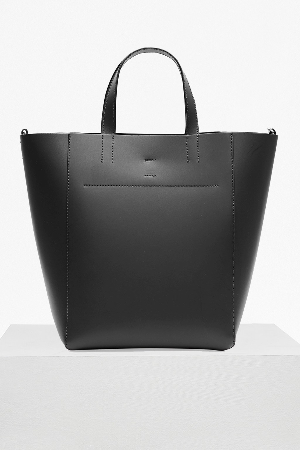 19040d9547 Vachetta Leather Tote Bag. loading images.