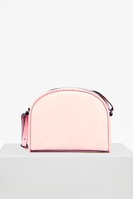 Complete the Look Marlee Halfmoon Crossbody Bag