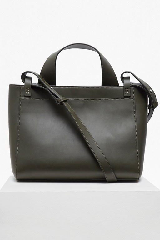 clean minimalism tote bag