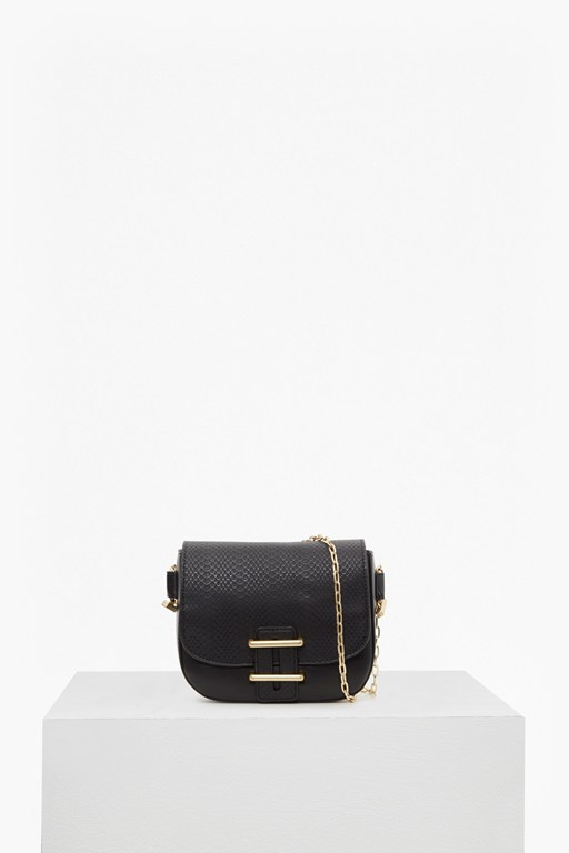 Complete the Look Snake Mini Magdaline Bag