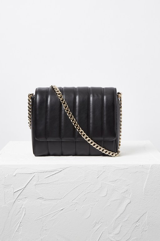 Complete the Look Rudy Quilted Cross-Body Bag