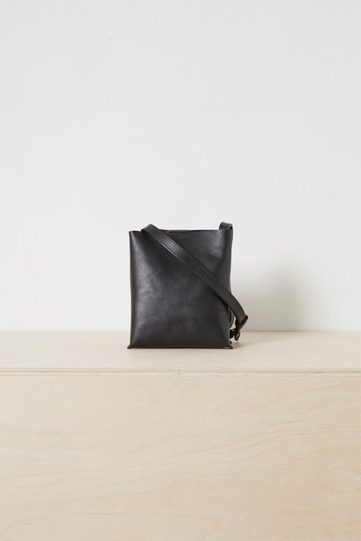 Complete the Look Seda Leather Crossbody Bag