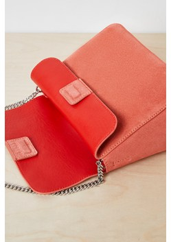Somme Suede Mini Clutch