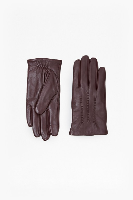 Complete the Look Verla Pintuck Gloves