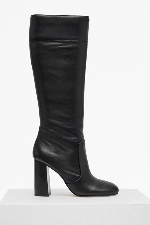 Complete the Look Candra Knee High Leather Boots