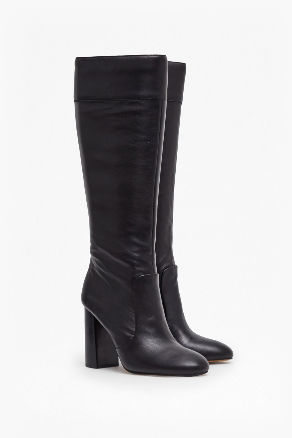 Candra Knee High Leather Boots | Sale | French Connection Usa