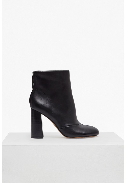 Capri Heeled Ankle Boots