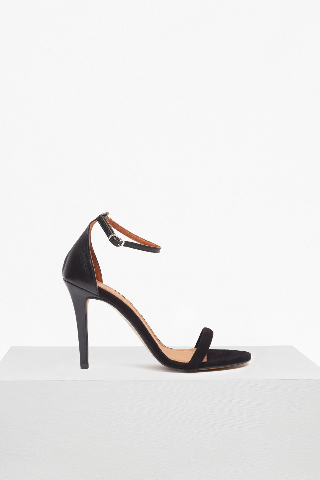 b926775a708 Elena Strappy Leather Heeled Sandals